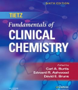 Test Bank for Tietz Fundamentals of Clinical Chemistry
