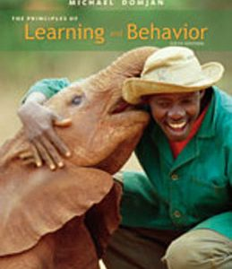 Test Bank for The Principles of Learning and Behavior Active Learning Edition