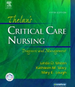 Test Bank for Thelans Critical Care Nursing