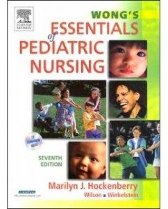 Test Bank for Wong's Essentials of Pediatric Nursing