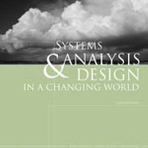 Solution Manual for Systems Analysis and Design in a Changing World