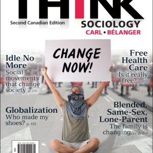 Test Bank for THINK Sociology