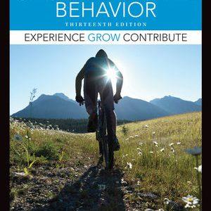 Test Bank for Organizational Behavior