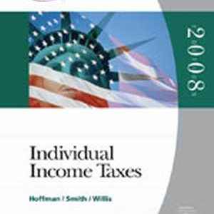 Test Bank for West Federal Taxation 2008: Individual Income Taxes