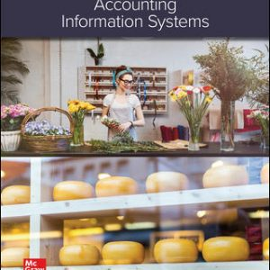 Solution Manual for Accounting Information Systems 3E Richardson