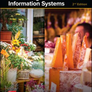 Solution Manual for Accounting Information Systems 2E Richardson