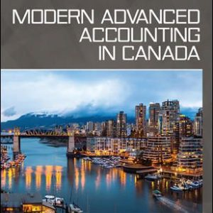 Solution Manual for Modern Advanced Accounting in Canada 9E Herauf