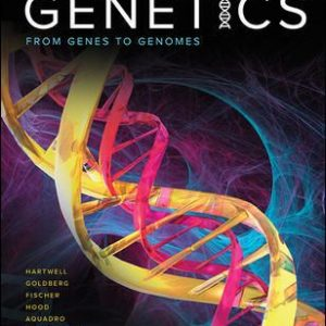 Test Bank for Genetics 2CE Hartwell