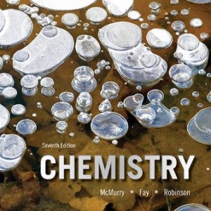 Solution Manual for Chemistry 7E McMurry
