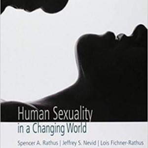 Test Bank for Human Sexuality in a Changing World 10E Rathus