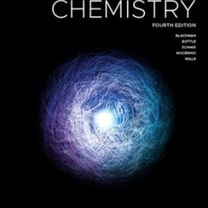 Solution Manual for Chemistry 4E Blackman