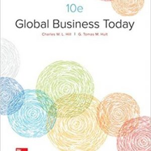 Test Bank for Global Business Today 10E Hill