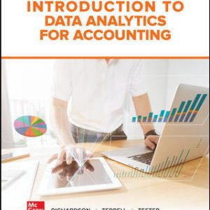 Solution Manual for Introduction to Data Analytics for Accounting 1E Richardson