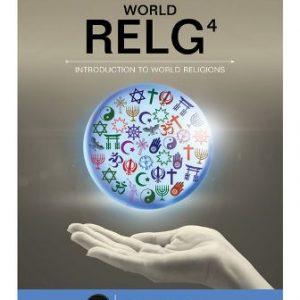 Test Bank for RELG: World 4E Van Voorst