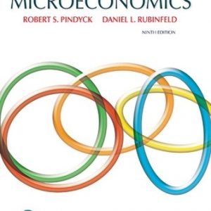 Test Bank for Microeconomics 9E Pindyck