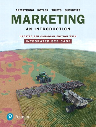 Test Bank for Marketing: An Introduction Updated 6E Armstrong