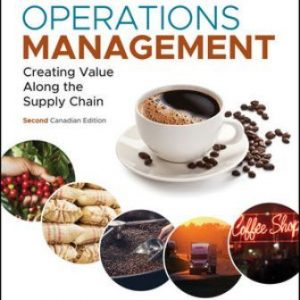 Solution Manual for Operations Management: Creating Value Along the Supply Chain 2E Russell