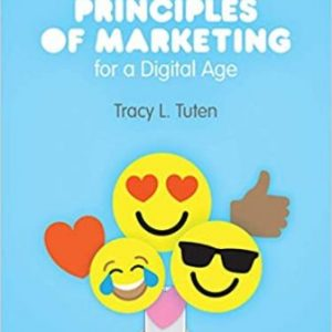 Test Bank for Principles of Marketing for a Digital Age 1E Tuten