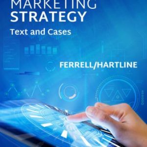 Solution Manual for for Marketing Strategy 7E Ferrell