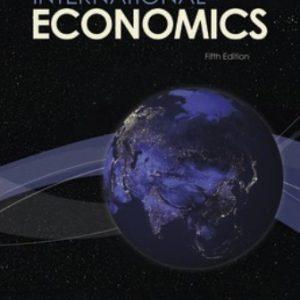 Test Bank for International Economics, 5E Feenstra