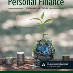 Test Bank for Personal Finance 5E Madura