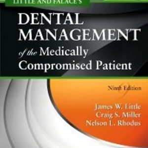 Test Bank for Little and Falaces Dental Management of the Medically Compromised Patient 9E Little